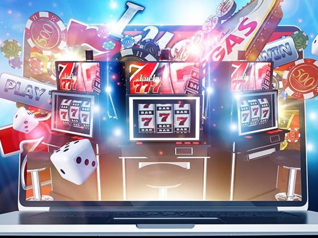 Онлайн казино играть на гривны